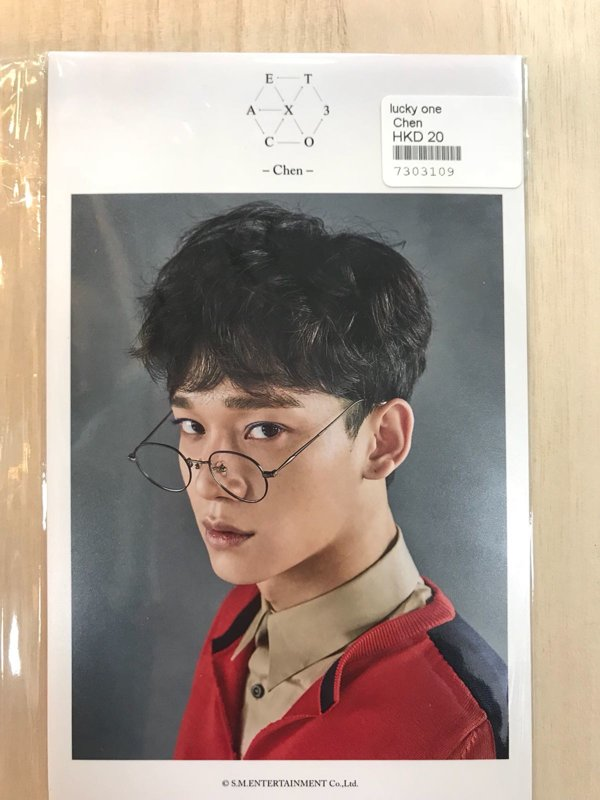 LUCKY ONE 4X6 PHOTO ( 1 PCS / MEMBER )