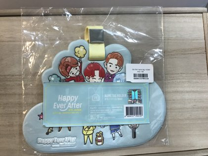 Happy ever after japan card holder $185
