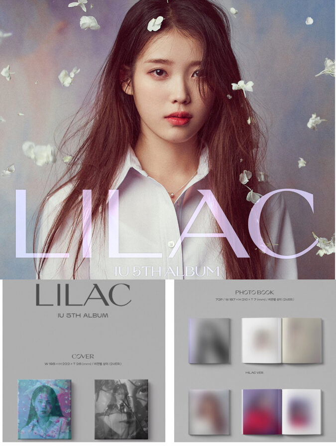 IU 5th Album ( LILAC)