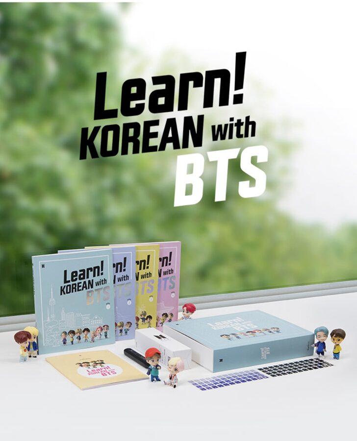 BTS Korean Book package $780