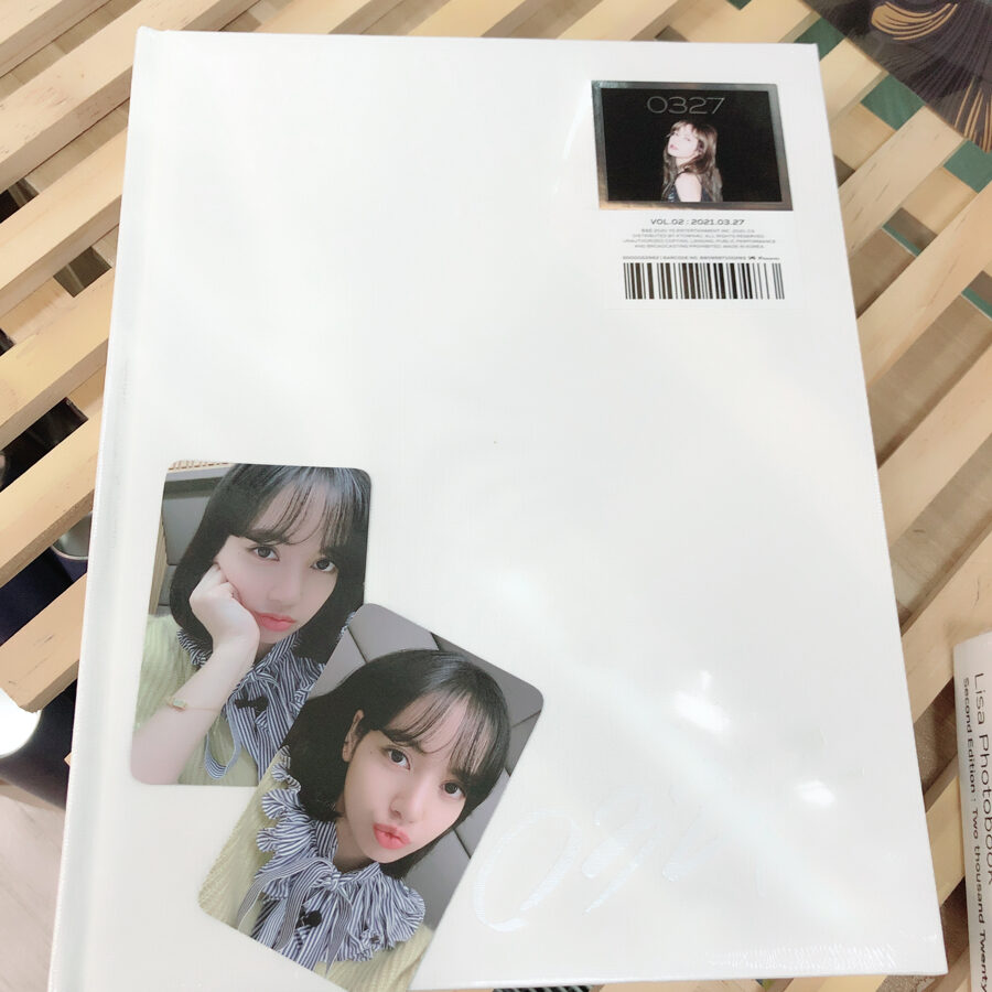Lisa Photo book second edition
