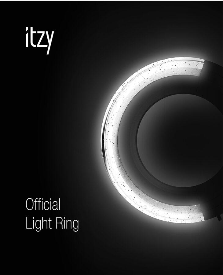 Itzy Light Ring (包括特典)現貨