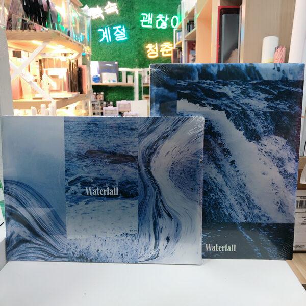B.I 1st Album ( Waterfall )