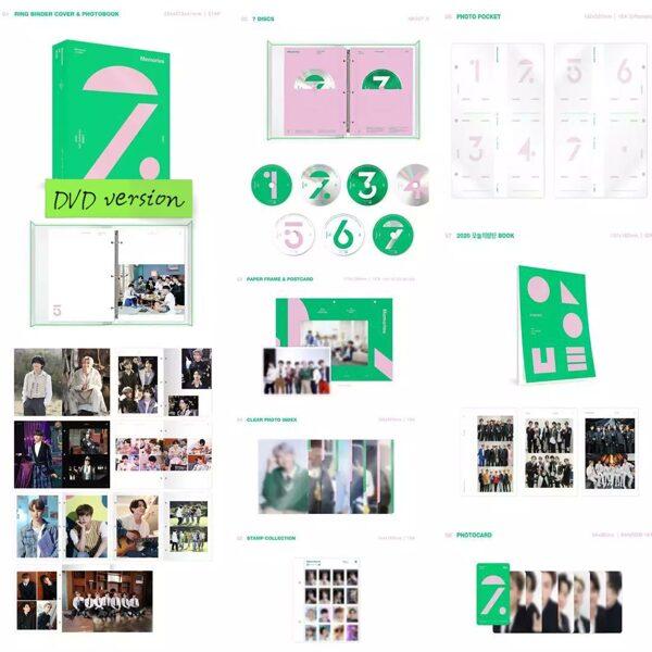 BTS Memories of 2020 ( DVD ) $650