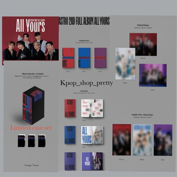 Astro [ All Yours ] Album