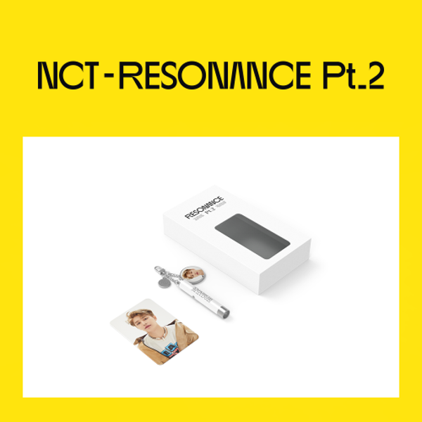 NCT Resonance Pt.2 Projection Keyring $150