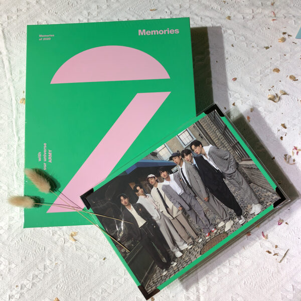 BTS Memories of 2020 ( DVD )