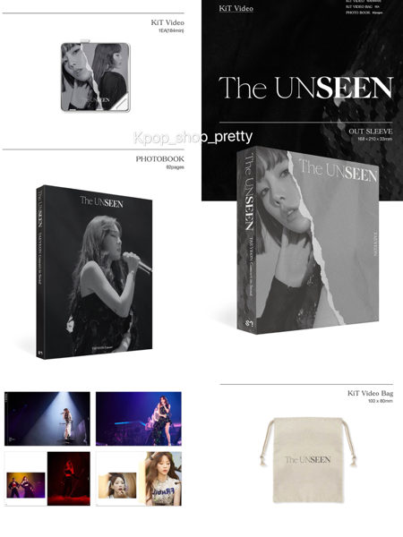 Taeyeon ( The Unseen) video Kihno $320
